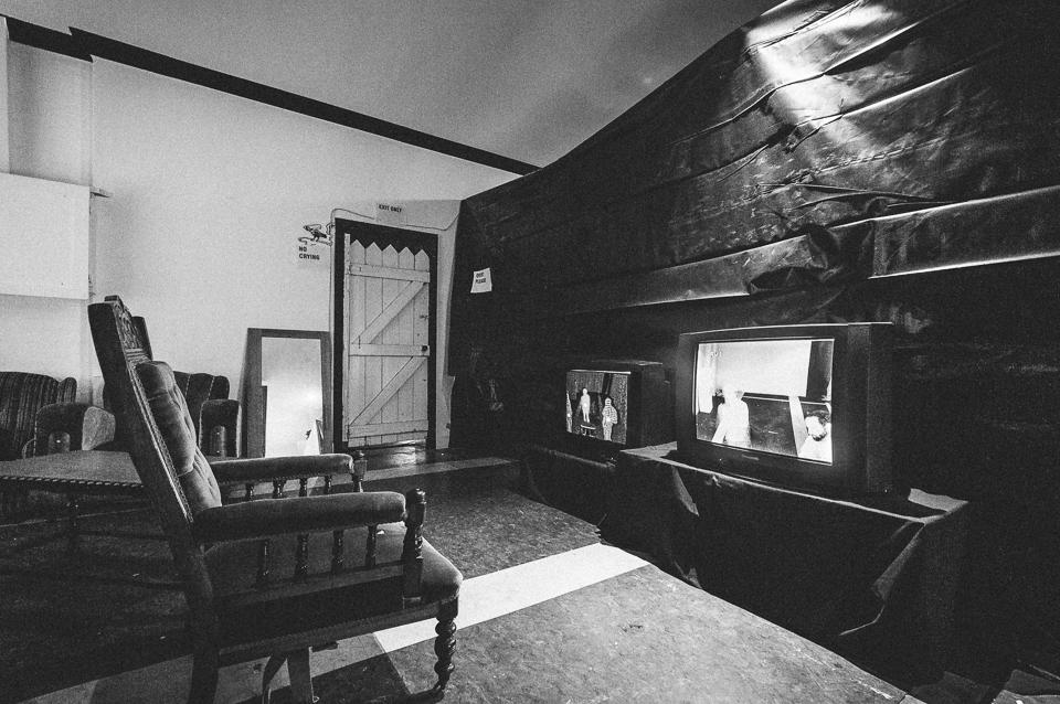 The TV room - photo by Doofa